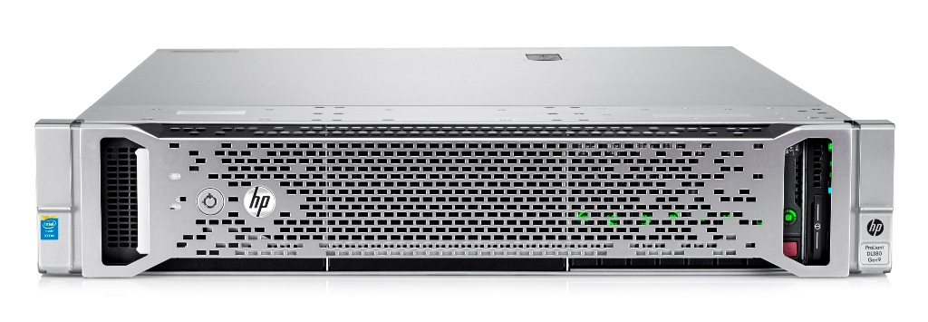Сервер HP Proliant Gen9
